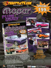 Mopar Plum Crazy